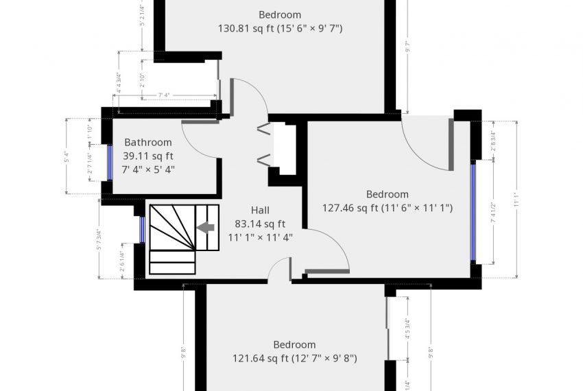 1110 May - 2nd Floor
