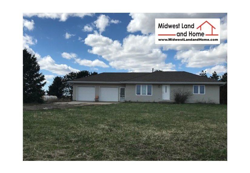 2911 Fox Road Mahaska Ks Midwest Land Amp Home