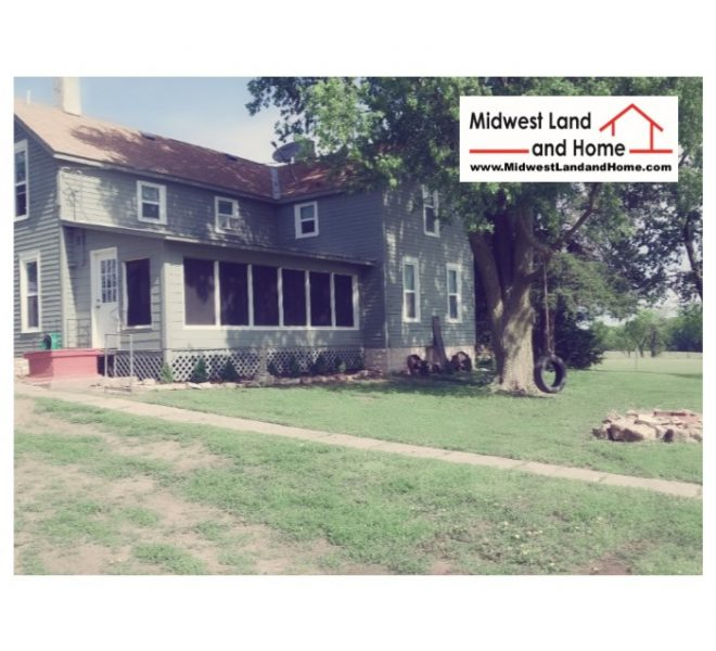 Washington County, KS Archives - Midwest Land & Home